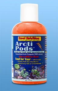 What foods do you use in your reef aquarium?